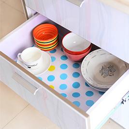 日系印花防潮櫥櫃墊