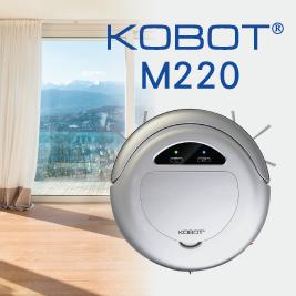 【美國 KOBOT】新一代自動回充智能掃地機器人( M220 )