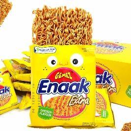 【Enaak】韓國超夯升級加大版香脆大雞點心麵(30g/包,24包/盒