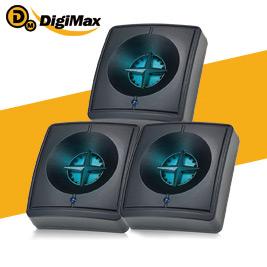 【DigiMax】UP-311「藍眼睛」滅菌除塵蹣機 (紫外線滅菌驅除