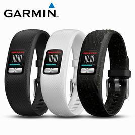 【GARMIN】Vivofit 4 健身運動智慧手環