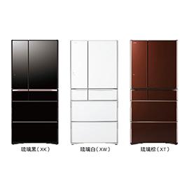 【HITACHI 日立】日本原裝 676公升 六門變頻冰箱 RG680