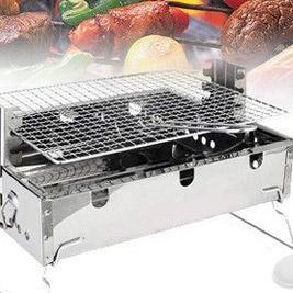 不鏽鋼烤肉架超值組