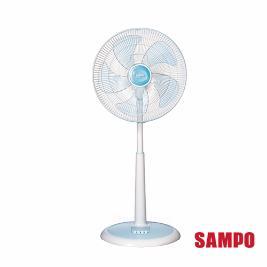 【聲寶SAMPO】16吋機械式節能電風扇