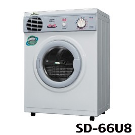【SANLUX三洋】5KG乾衣機 SD-66U8