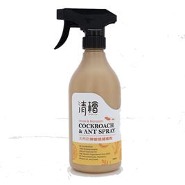 【清檜】天然防蟑螂螞蟻噴劑(500ml/瓶)