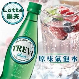【Lotte樂天】原味氣泡水