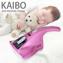 【KAIBO】UV紫外線拍打除螨吸塵器(蜜桃粉)