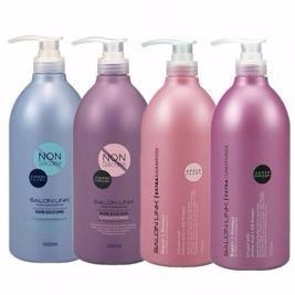 【KUM 熊野】日本沙龍級無矽靈洗髮精/潤髮乳