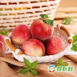 【買新鮮】拉拉山x初夏水蜜桃12粒禮盒組