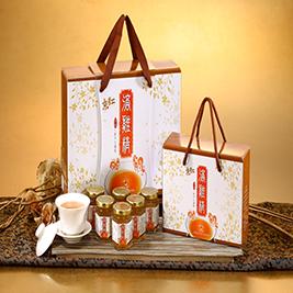 【京紅】滴雞精玻璃瓶禮盒12入