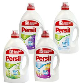 【德國百年洗衣技術Persil】60杯全效型 超濃縮洗衣精(4200m