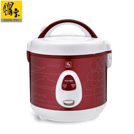 【鍋寶】電子鍋-5人份(紅色) RCO-5000