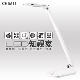 【CHIMEI奇美】知視家LED護眼檯燈KG68(白)