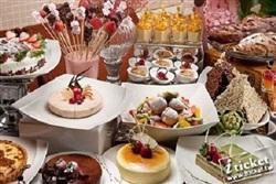 [愛票網] 漢來海港餐廳假日自助下午茶優惠餐券(全台通用)台中,高雄有門市