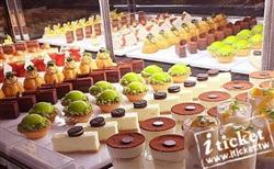 [愛票網] 高雄國賓飯店-I RIVER 愛河牛排海鮮自助餐廳-平日自助下午茶餐劵
