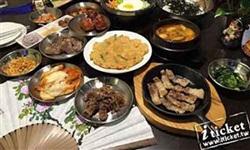 [愛票網] 高雄槿韓食堂2F韓式料理太極鍋-單人平日午/晚餐吃到飽餐券