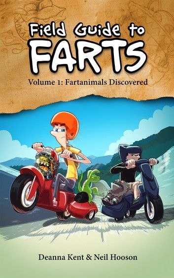 Field Guide to Farts Volume 1
