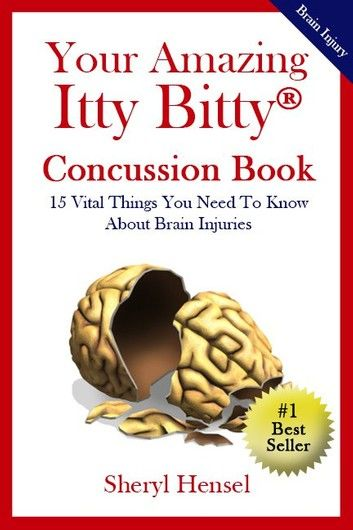 Your Amazing Itty Bitty Concussion Book