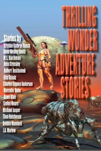Thrilling Wonder Adventure Stories