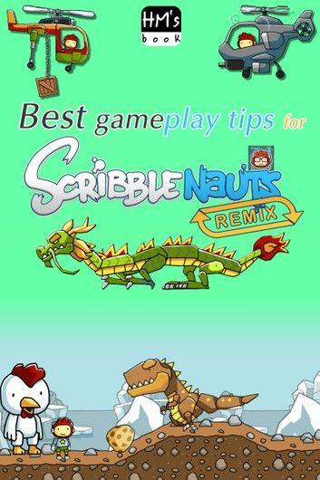 Best tips for Scribblenauts Remix