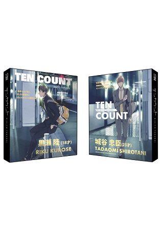 10 count.典藏卡集卡冊+限定典藏卡