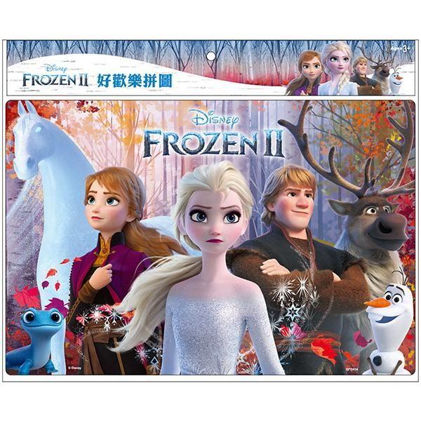 冰雪奇緣2 好歡樂拼圖(A)