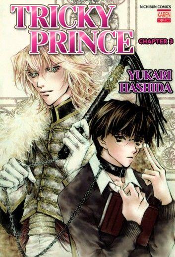 TRICKY PRINCE (Yaoi Manga)