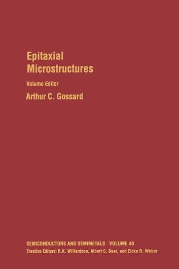 Epitaxial Microstructures