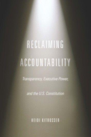 Reclaiming Accountability