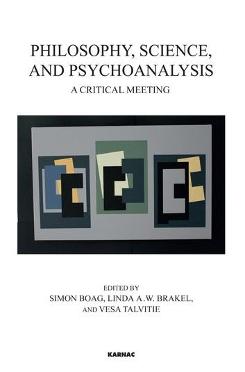 Philosophy, Science, and Psychoanalysis