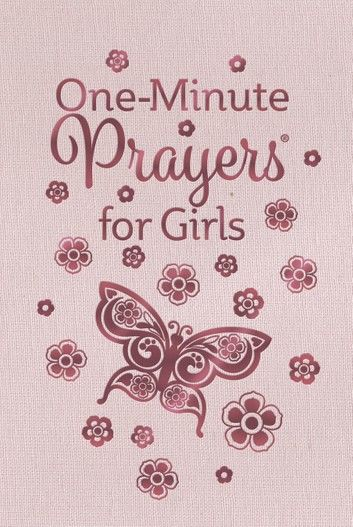 One-Minute Prayers® for Girls