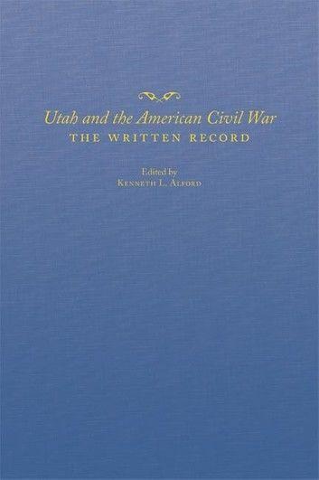 Utah and the American Civil War