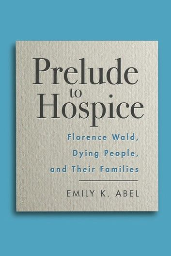 Prelude to Hospice