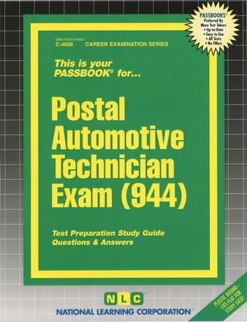 Postal Automotive Technician Exam (944)