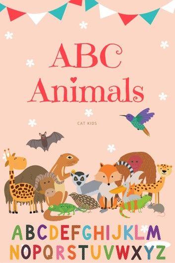ABC Animal: Alphabet Picture Book