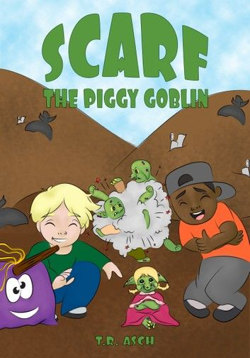 Scarf, the Piggy Goblin