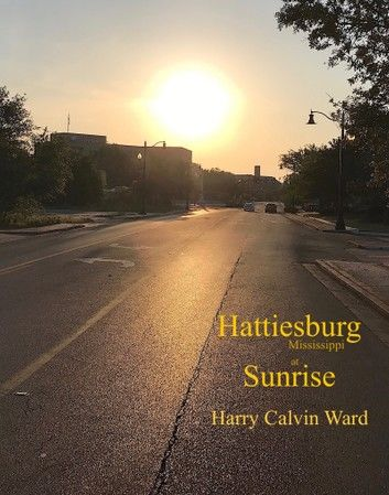 Hattiesburg Mississippi at Sunrise