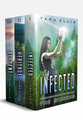 Forgotten Origins Trilogy - Box Set: Infected, Heritage, Descent