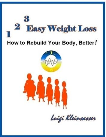 1 2 3 Easy Weight Loss: How to Rebuild Your Body, Better!