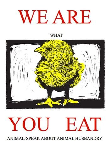 We Are What You Eat: Animal-Speak About Animal Husbandry