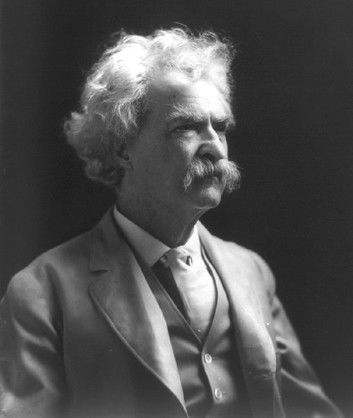 Mark Twain, a Biography, The Personal and Literary Life of Samuel Langhorne Clemens, all three volumes in a single file