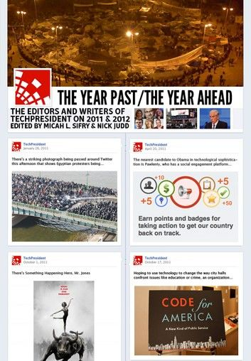 The Year Past/The Year Ahead: The Editors and Writers of techPresident on 2011/12