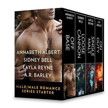 Male/Male Romance Series Starter