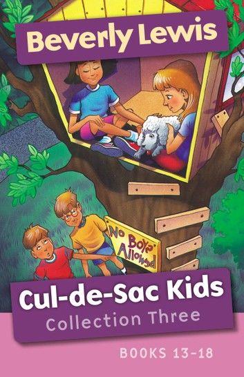 Cul-de-Sac Kids Collection Three