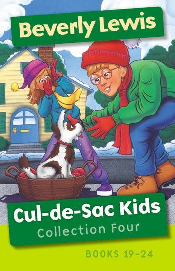 Cul-de-Sac Kids Collection Four