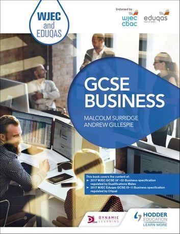 CBAC TGAU Busnes (WJEC GCSE Business Welsh-language edition)