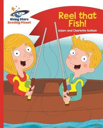 Reading Planet - Reel that Fish! - Red B: Comet Street Kids ePub