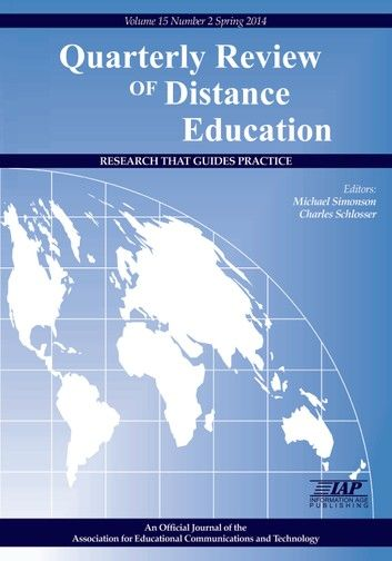 Quarterly Review of Distance Education Journal Issue