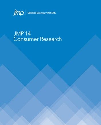 JMP 14 Consumer Research